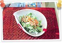 ドレッシング(香味野菜のサラダ)