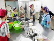 発酵料理教室の様子